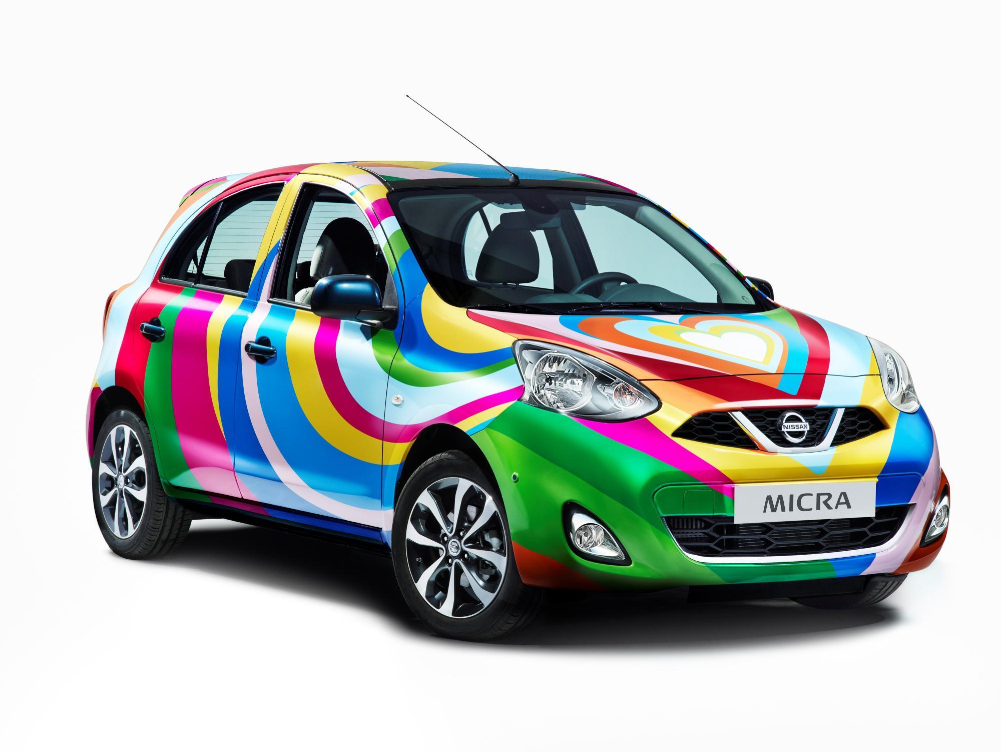 Nissan Micra Agatha Ruiz de la Prada 04
