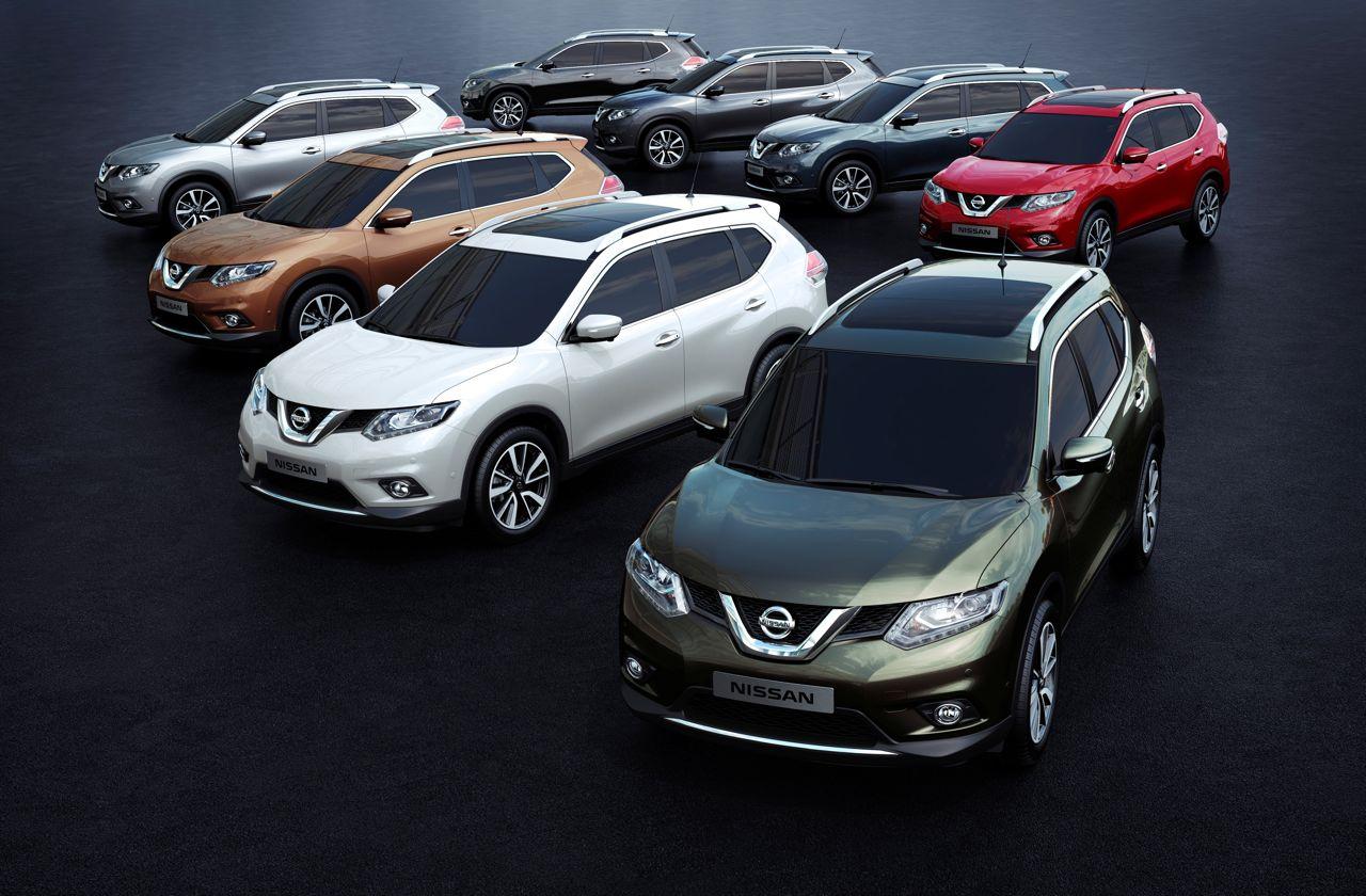 Nissan X-Trail 2014 21