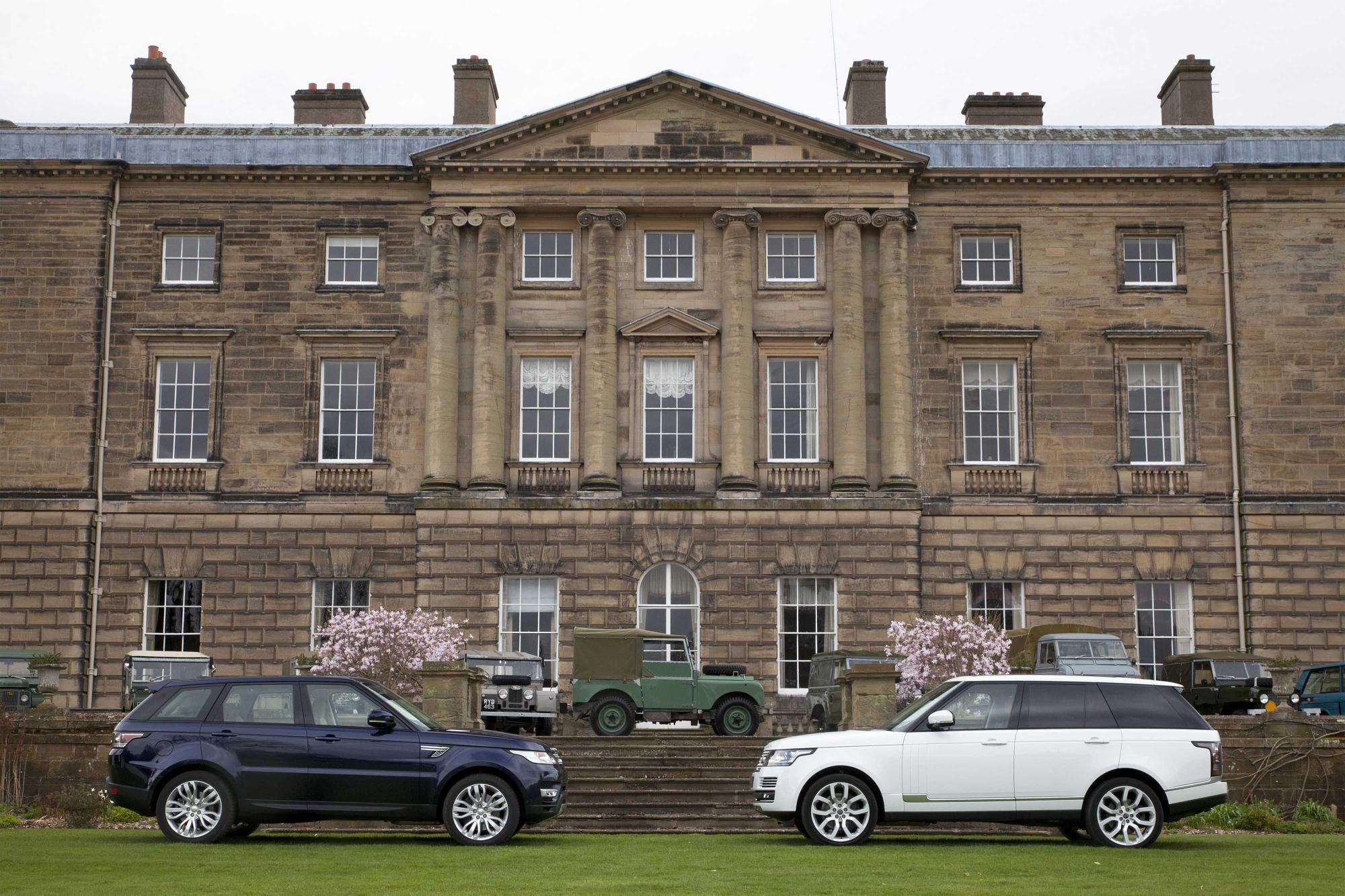 Novedades Range Rover 2014