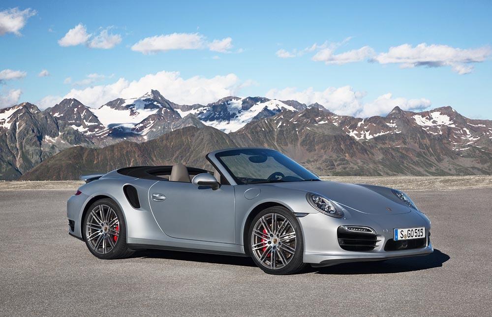 Porsche 911 Turbo Cabriolet 2013 00