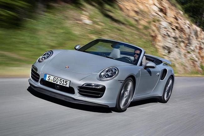 Porsche 911 Turbo Cabriolet 2013 02