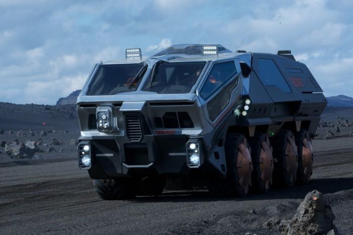 RT Series Group Transport Proetheus Alien