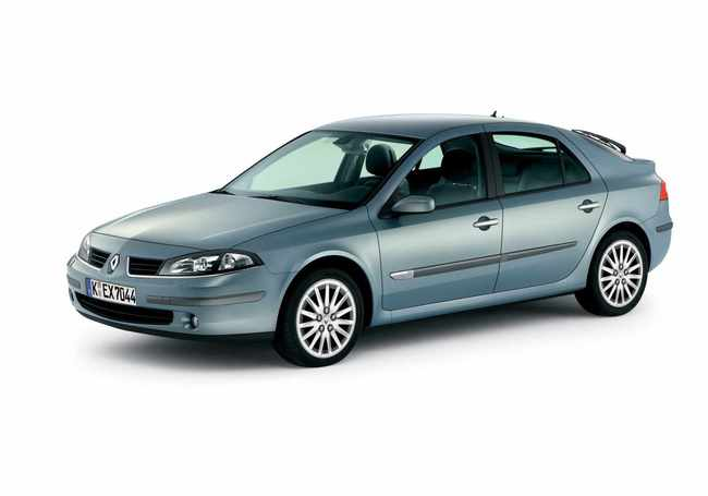 Renault Laguna Exception