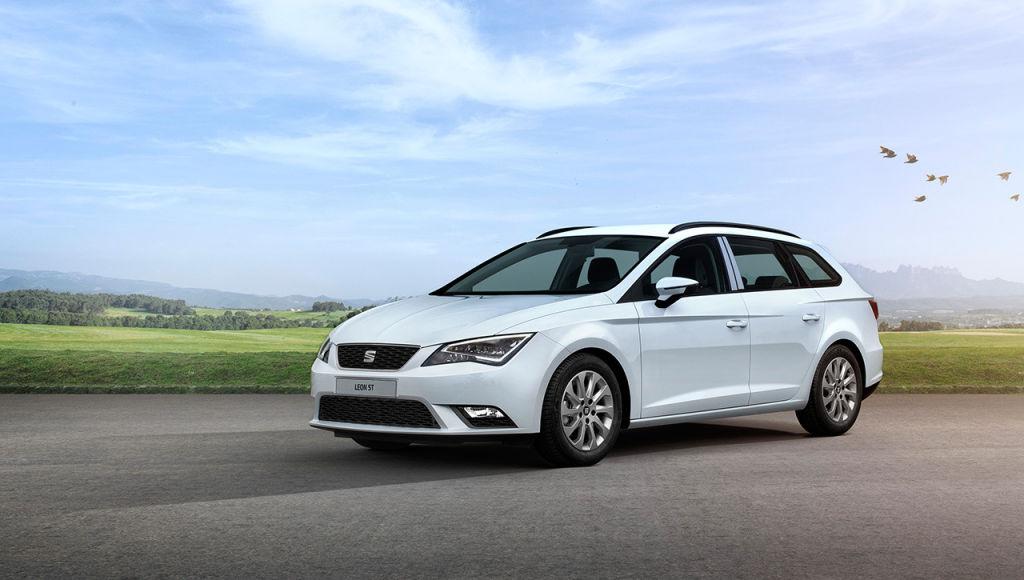 Seat Leon ST Ecomotive 2013 01