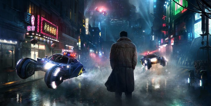 Spinner Police Car Blade Runner