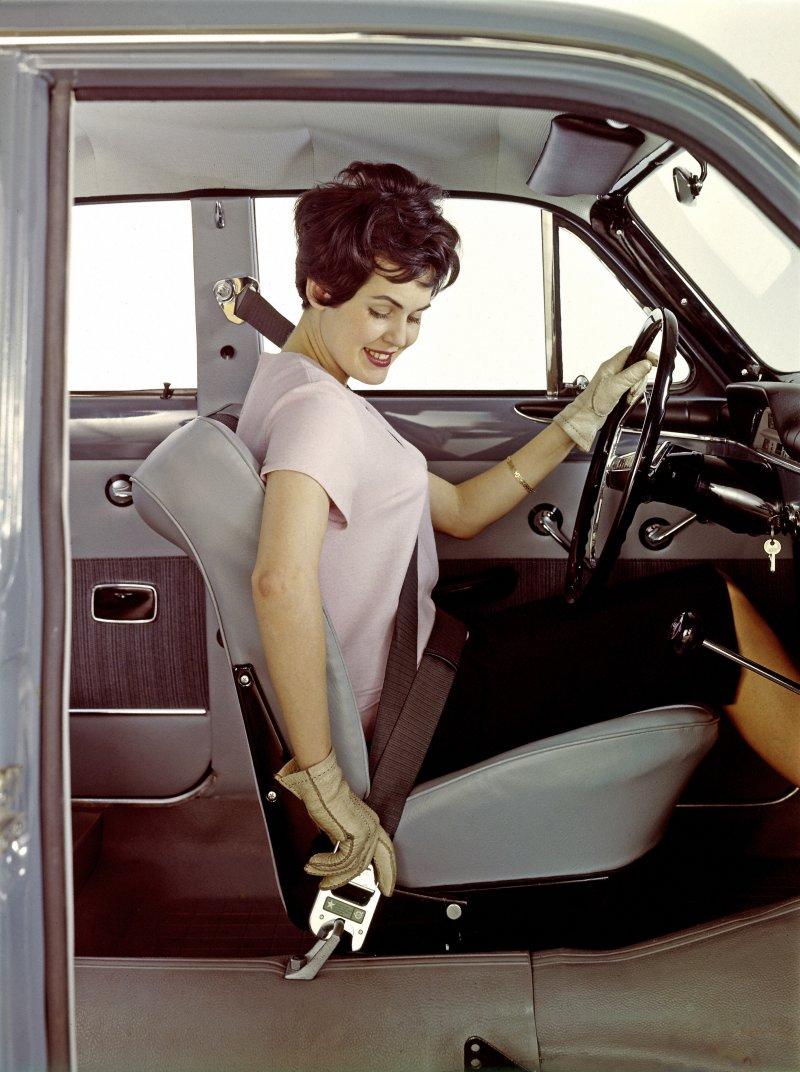 Cintur 243 N De Seguridad La Patente Del Siglo Que Volvo