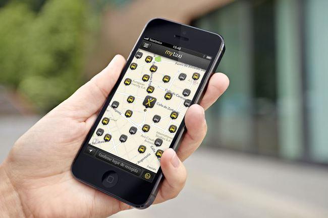 app mytaxi 2