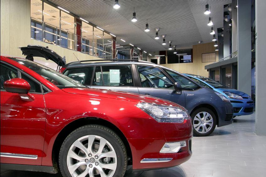 concesionario coches nuevos