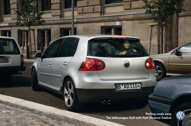 anuncio sexista VW Golf