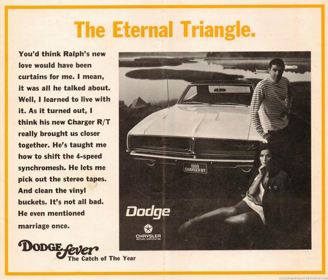anuncio sexista Dodge