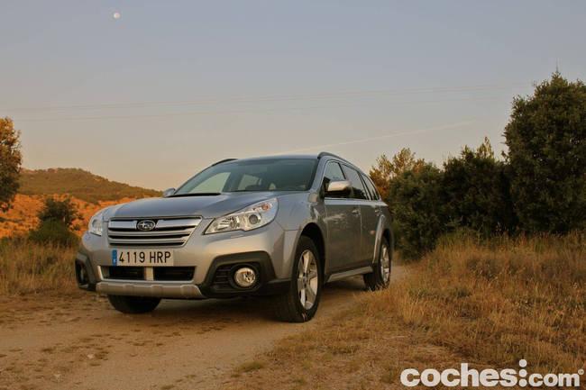 prueba Subaru Outback 2013 22