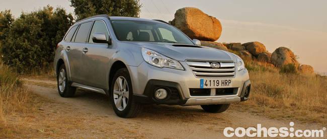 prueba Subaru Outback 2013 23