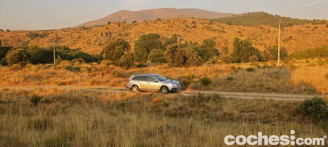prueba Subaru Outback 2013 31