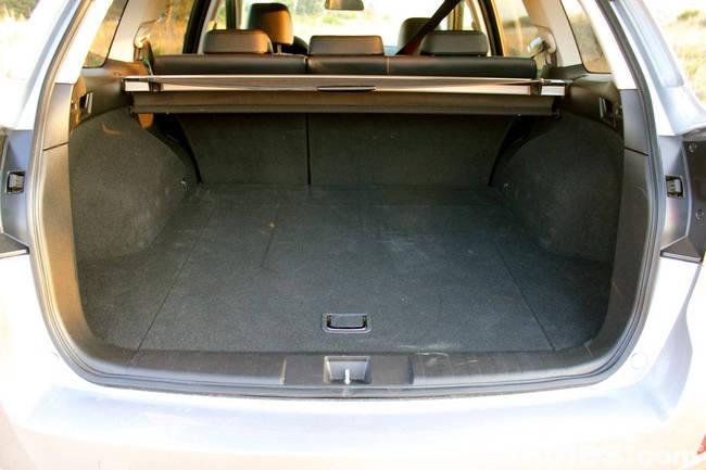 prueba Subaru Outback 2013 36