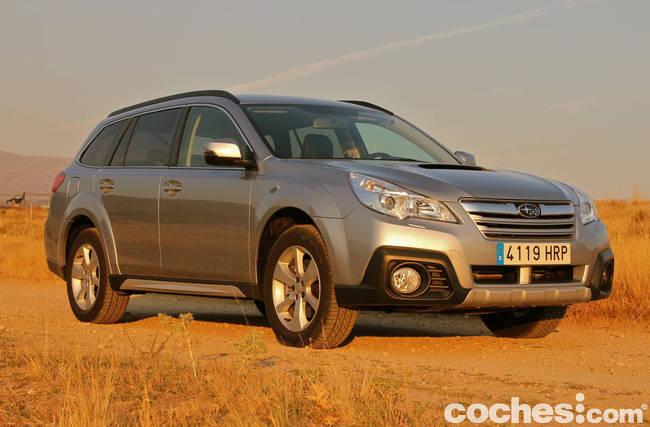 prueba Subaru Outback 2013 40