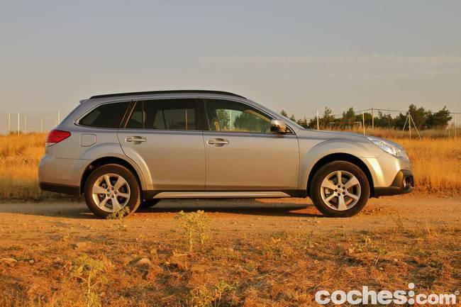 prueba Subaru Outback 2013 41
