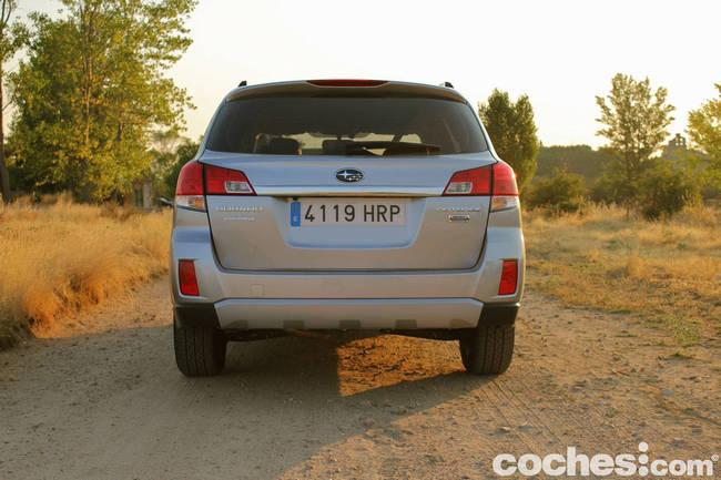 prueba Subaru Outback 2013 43