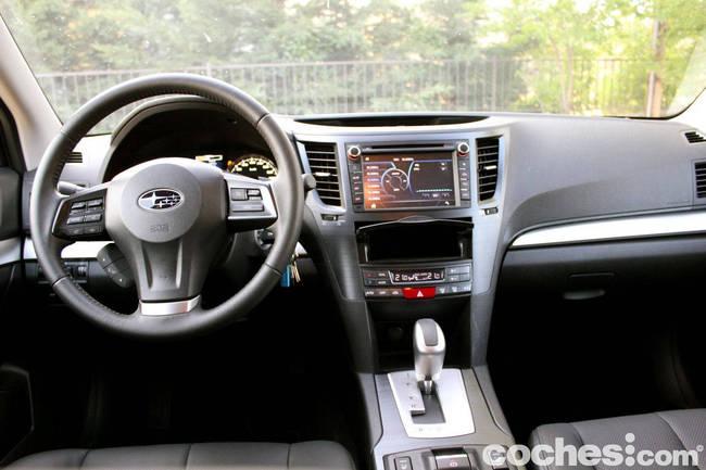 prueba Subaru Outback 2013 51
