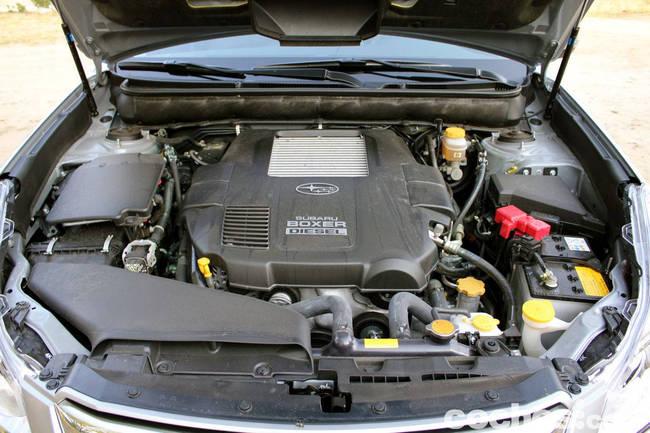 prueba Subaru Outback 2013 55