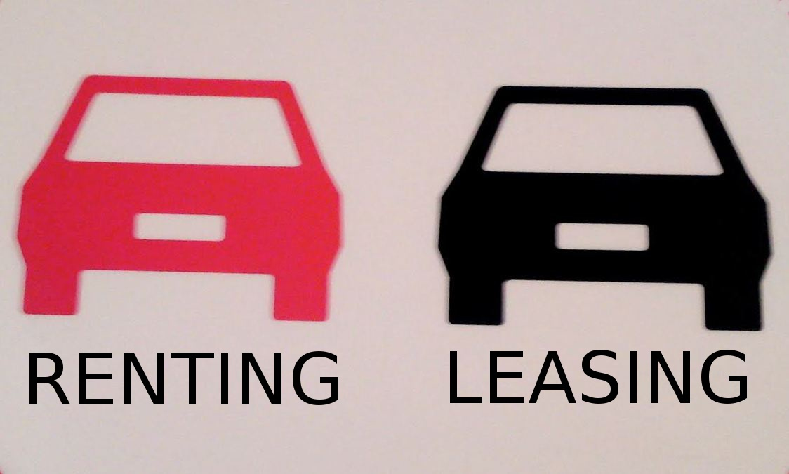 renting o leasing