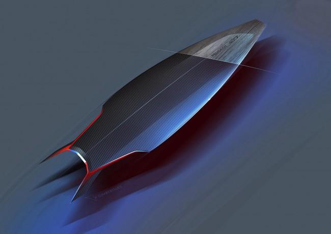 La nueva tabla de surf de peugeot - Disenos de tablas de surf ...