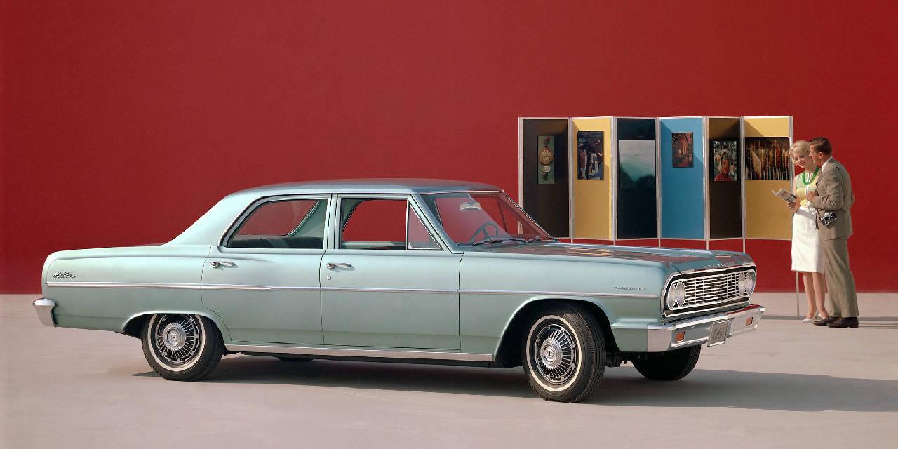 1964 Chevelle Malibu