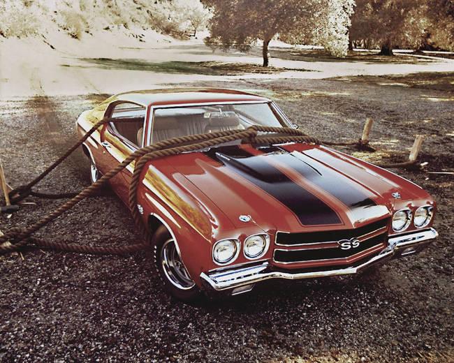 1970 Chevrolet Chevelle Malibu SS