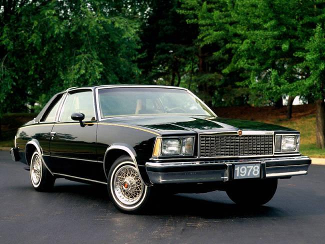 1978 Chevrolet Malibu Classic Landau