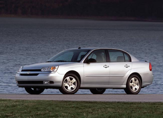 2004 Chevrolet Malibu Sedan LS