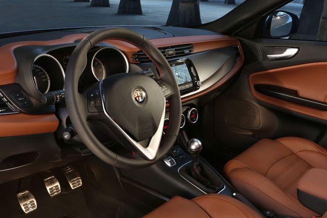 Alfa Romeo Giulietta 2014 14