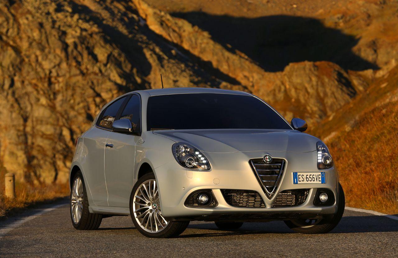 Alfa Romeo Giulietta 2014 36