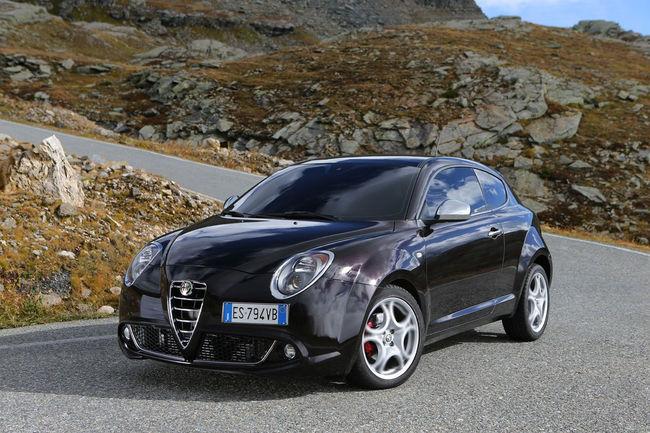 Alfa Romeo MiTo 2014 12