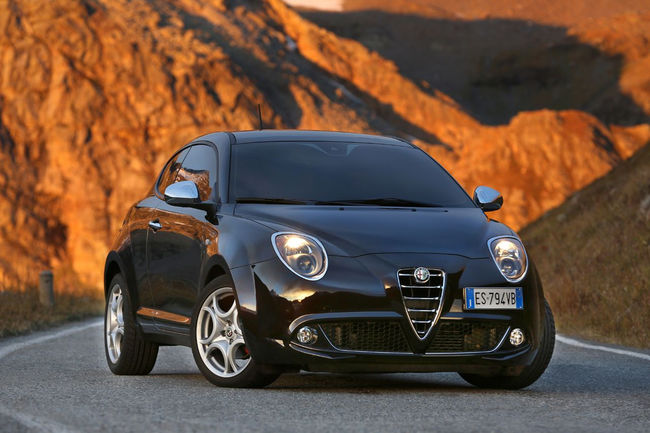 Alfa Romeo MiTo 2014 15