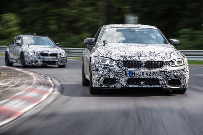 BMW M3 y M4 2013 07