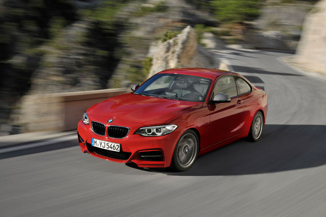 BMW Serie 2 Coupe 2013 34
