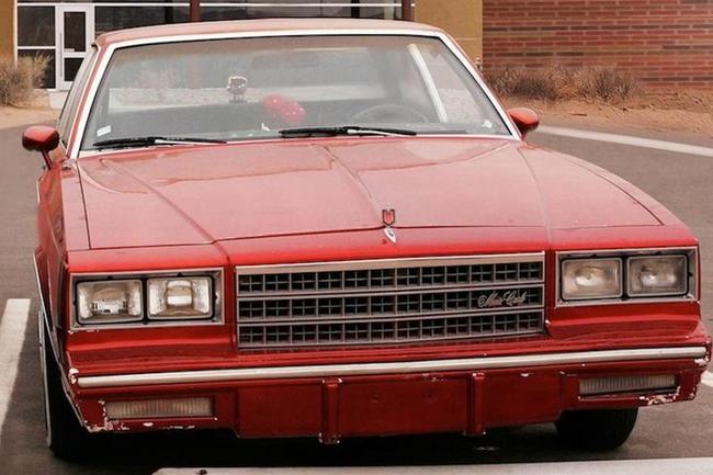 Chevrolet Montecarlo, Jesse Pinkman