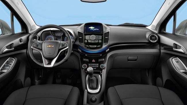 Chevrolet Orlando 2014 interior