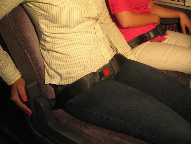 Cinturón autobús
