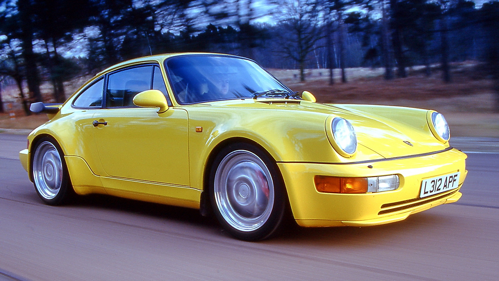 Historia Del Porsche 911 Tercera Generación 1988 El Porsche 964