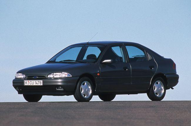 Ford Mondeo Ghia, 1994