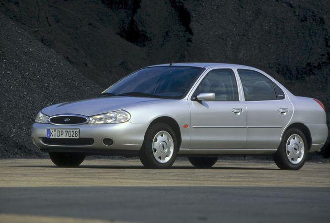 Ford Mondeo GLX, 1997