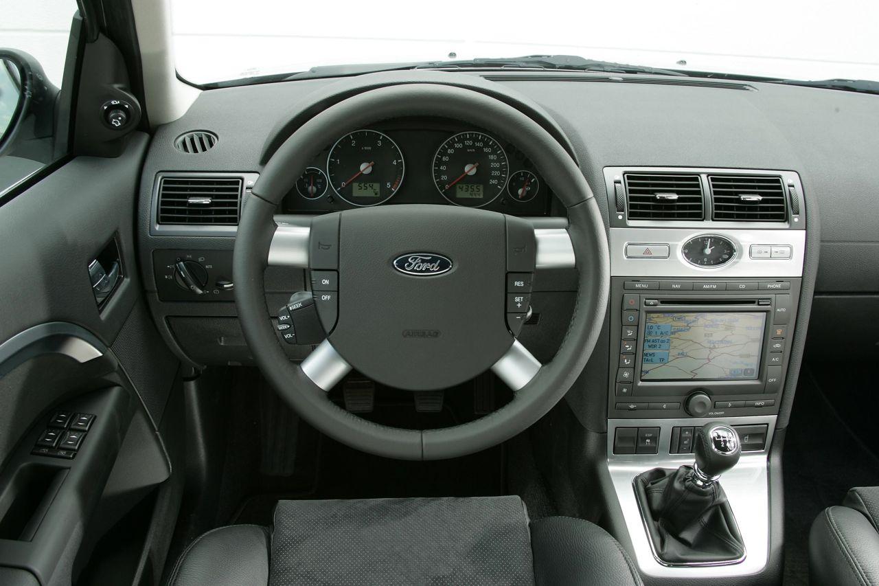 Historia del Ford Mondeo: 20 años y cuatro generaciones