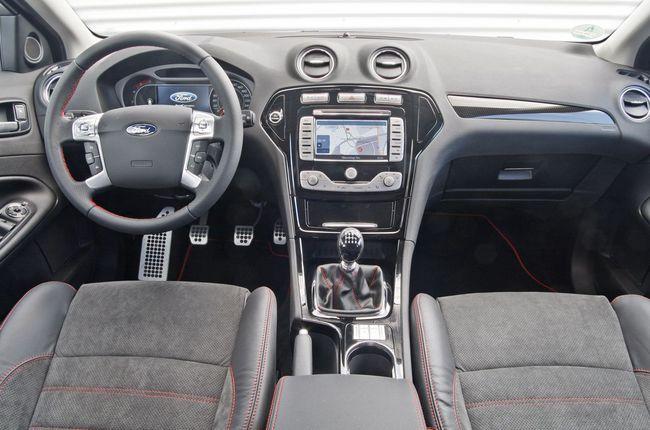 Ford Mondeo Titanium S 2.2 TDCi