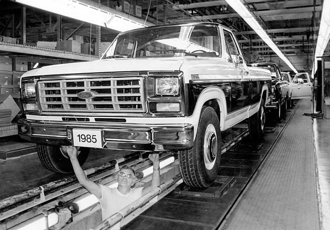 Ford T 100 años 5