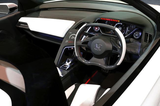 Honda S660 Concept 2013 04 interior