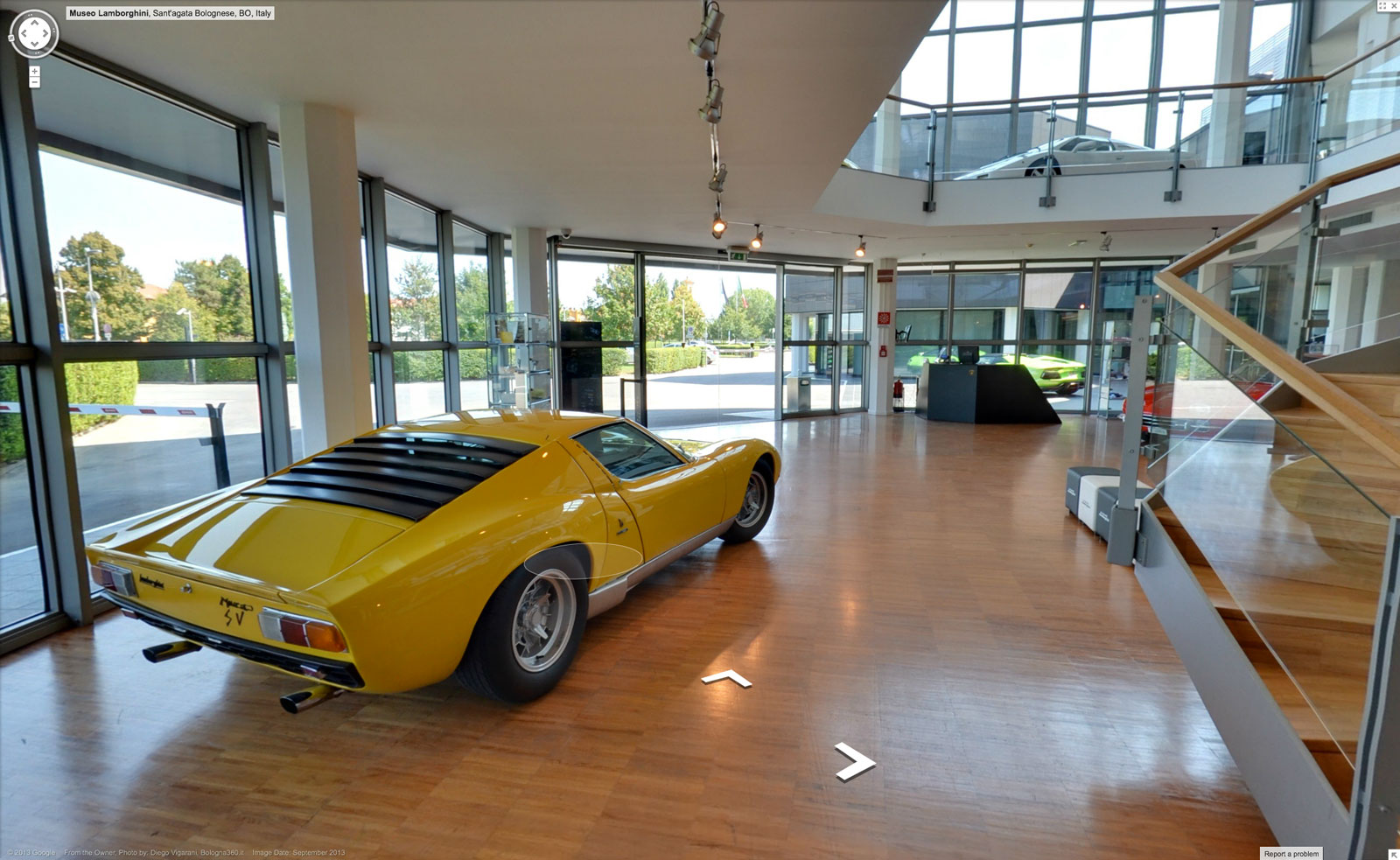 Lamborghini-Museum-Virtual-Tour