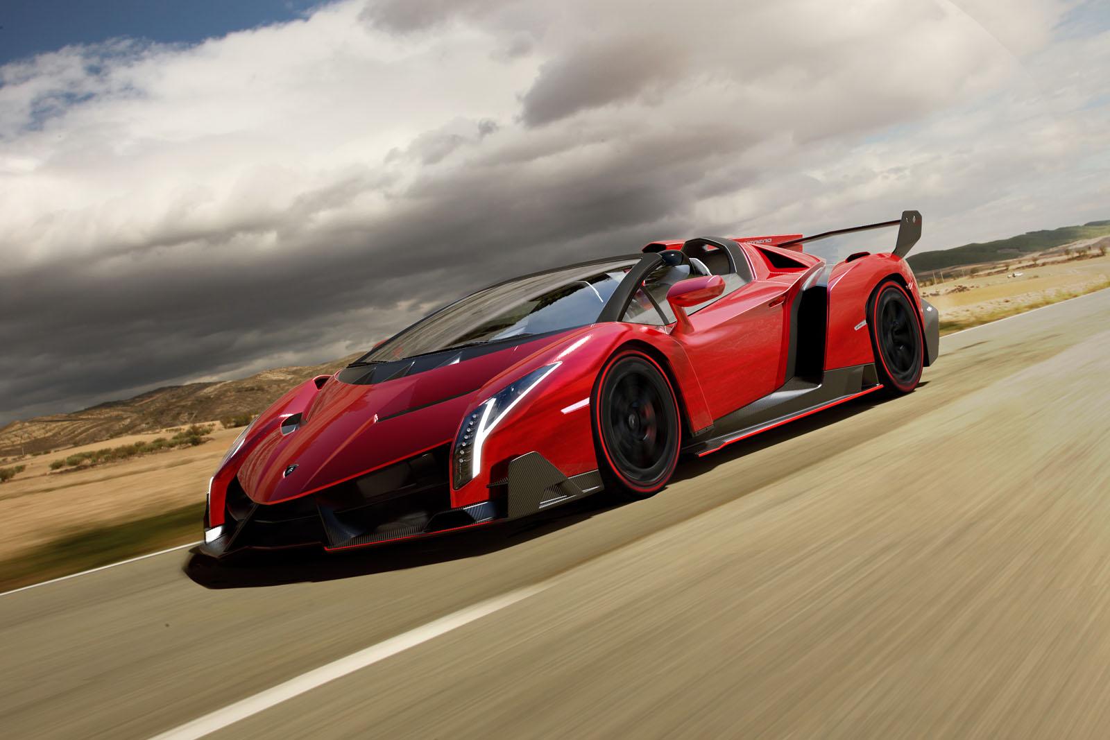 Lamborghini Veneno Roadster 02