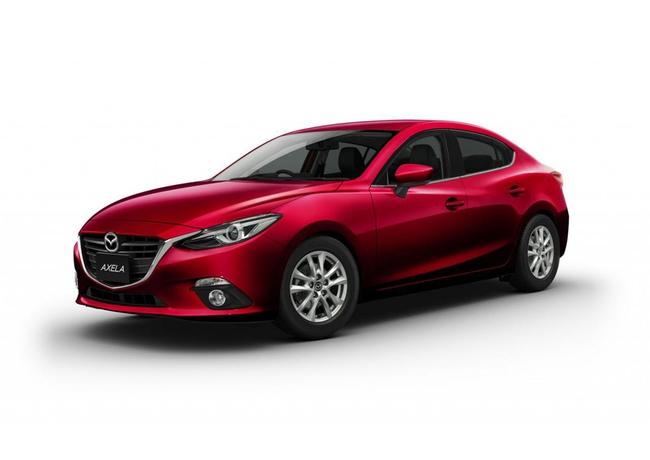 Mazda Axela Hybrid