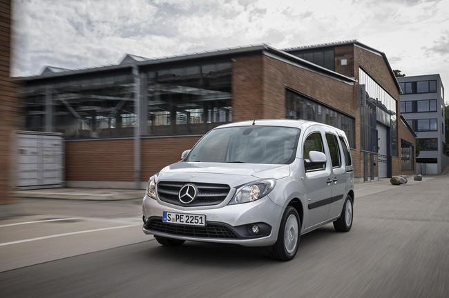 Mercedes Citan Crewbus 2014 01
