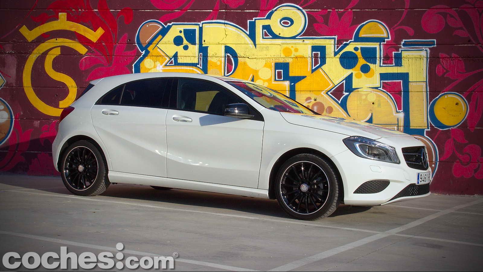 Prueba A Fondo Mercedes Benz Clase A 220 Cdi 1 2